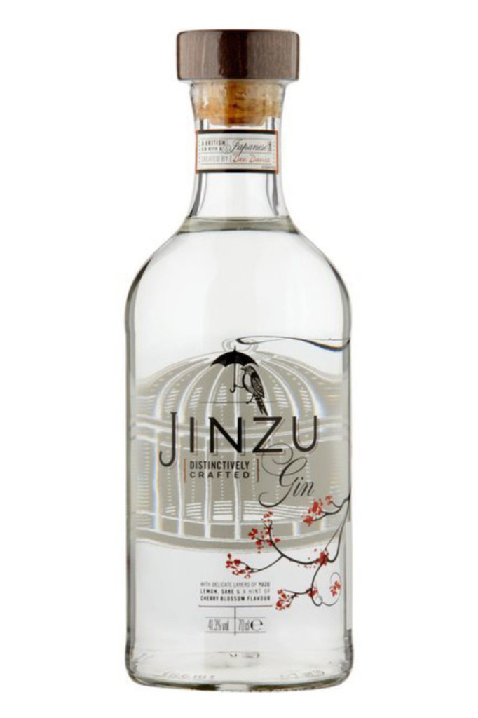 Jinzu Gin brings English and Japanese traditions together to create an exciting, intriguing spirit.