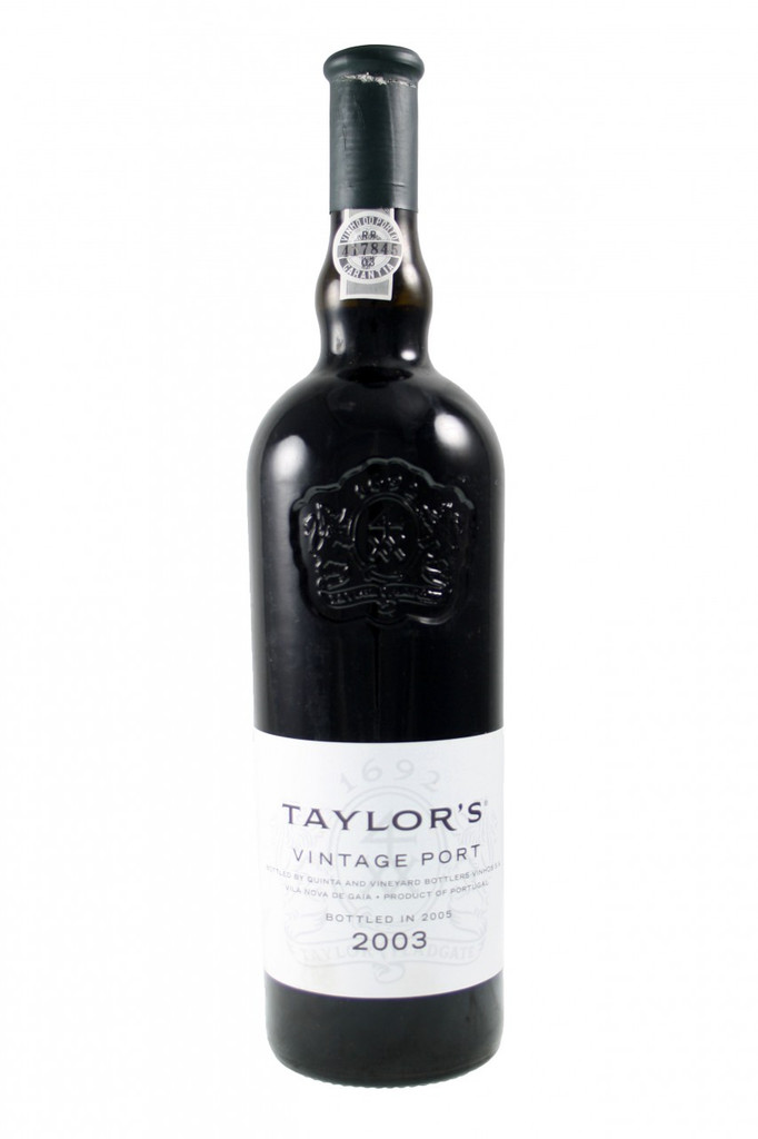 Inky purple black with narrow magenta rim. Classic Taylor nose, with exotic scents of violet and gumcistus et against an impenetrable background of intense dark berry fruit. Stylish and racy palate, displaying a tight fabric of sinewy tannins and packed with concentrated grapey flavours which intensify through the seemingly endless finish. Like many other great Taylor vintage this wine is an archetype of restrained power, its elegance and breeding concealing massive inner strength and stamina.