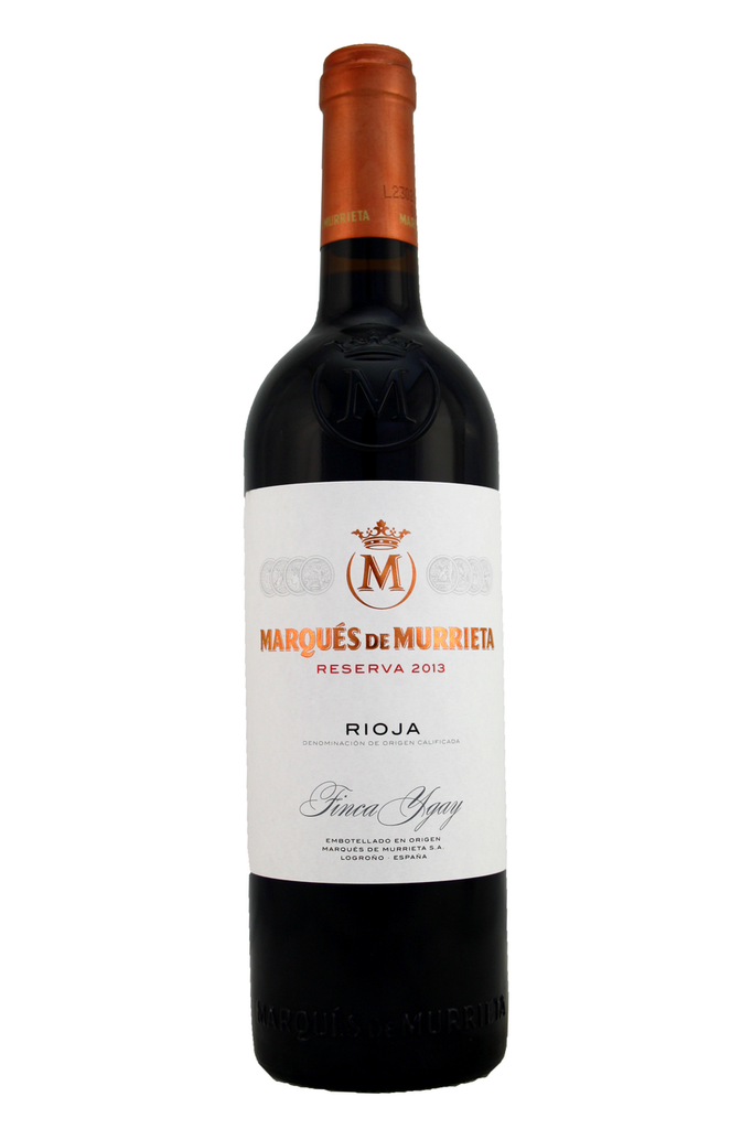 Marques de Murrieta Reserva Rioja 2013