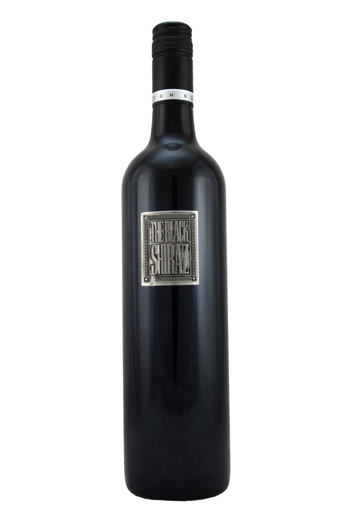 The Black Shiraz is an extreme example of this style.
