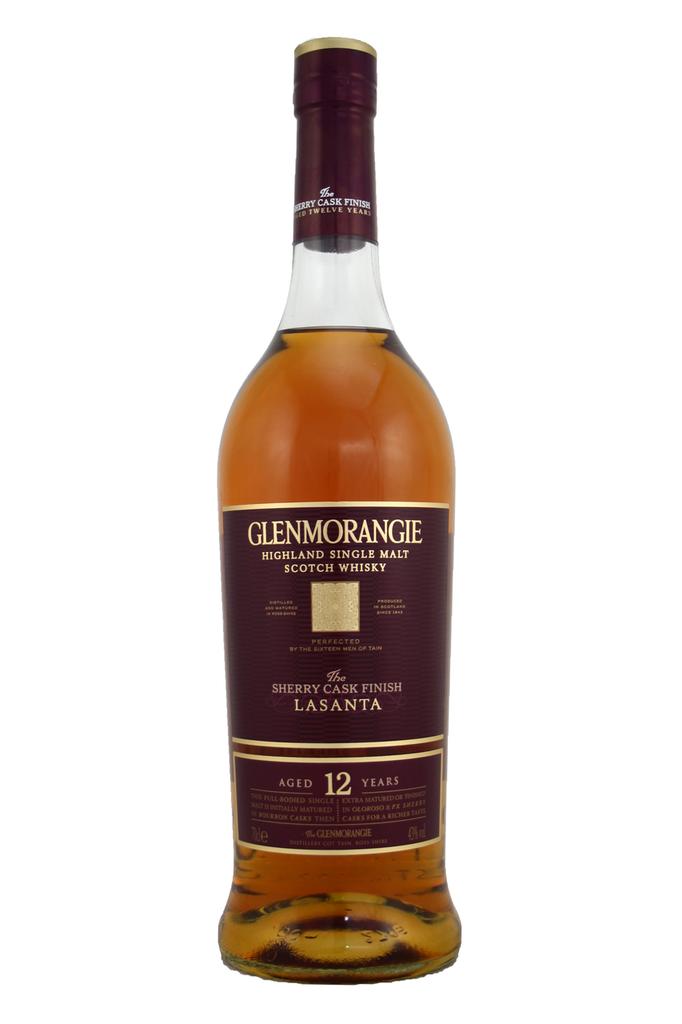 Glenmorangie The Lasanta 43%