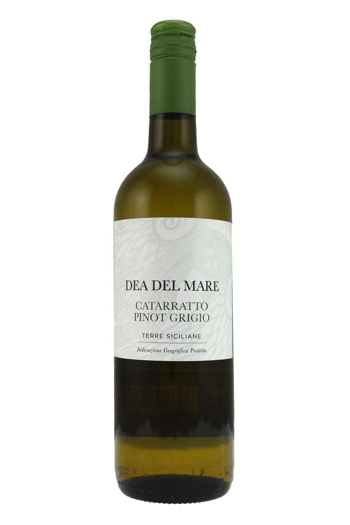 Pinot Grigio Catarratto  Dea del Mare 2016