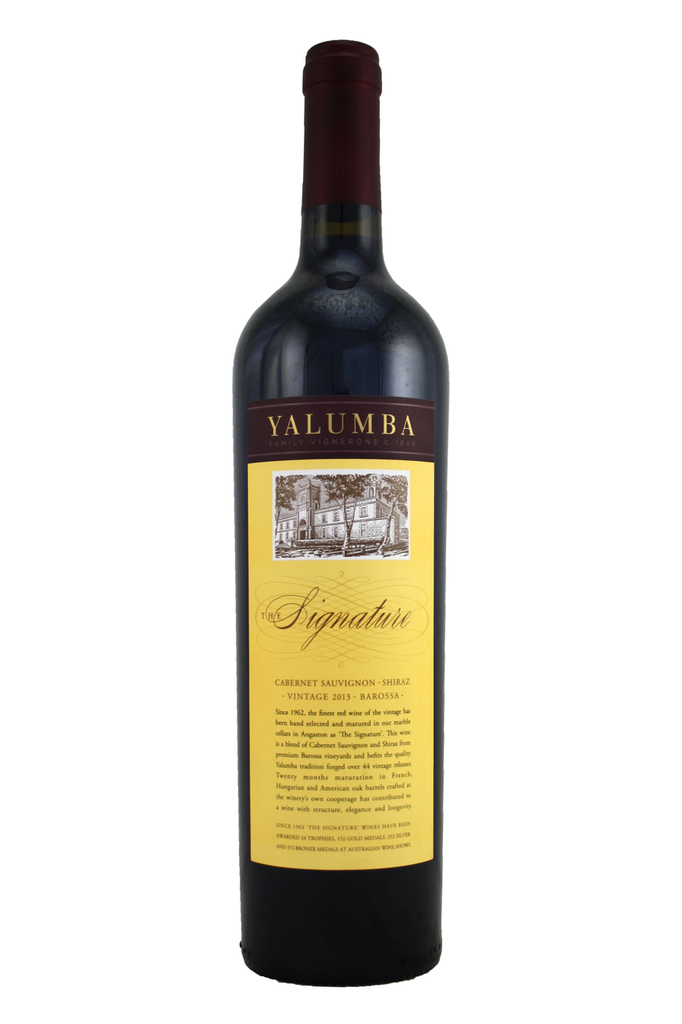 Classic Cabernet Sauvignon and Shiraz blend with 22 months in Oak.