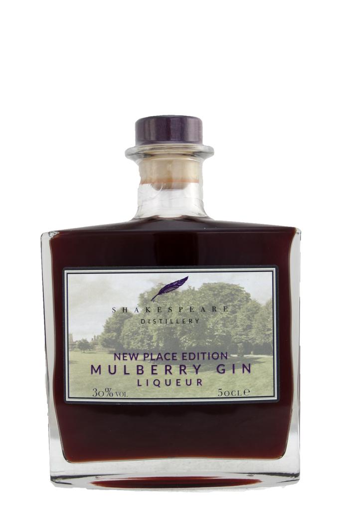 Stratford Mulberry Gin