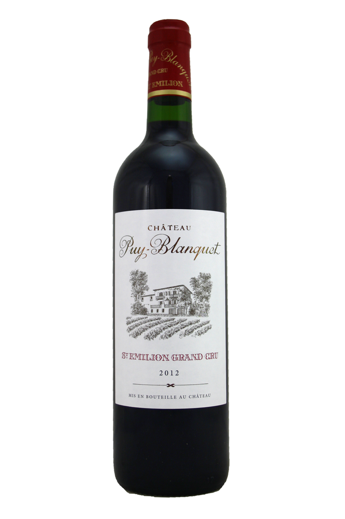 Chateau Puy Blanquet 2012