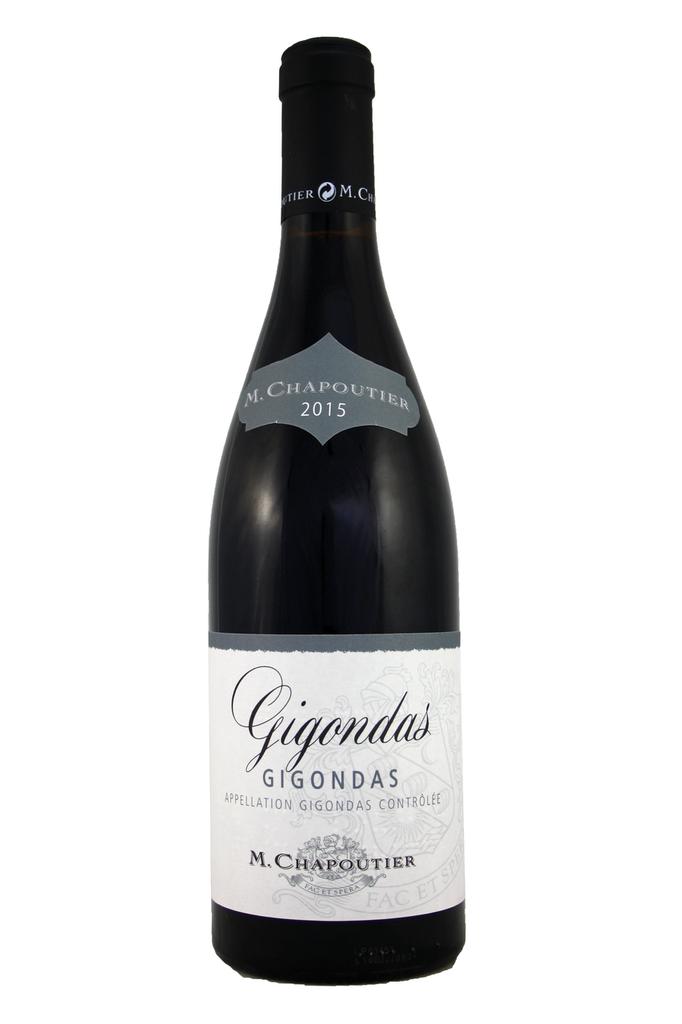 Gigondas M Chapoutier 2015