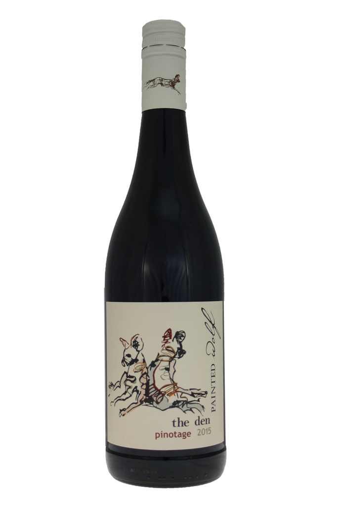 An intense fruit packed wine with a smorgasbord of red and black summer berries.