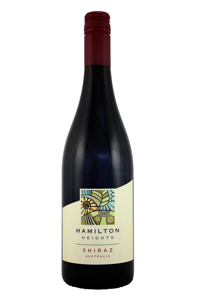 Smooth and soft on the palate with juicy black fruit flavours and a hint of spicy pepper.