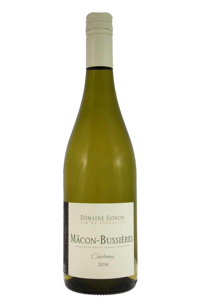Domaine Gonon's wine is impeccably clean with a fine floral and citrus note.