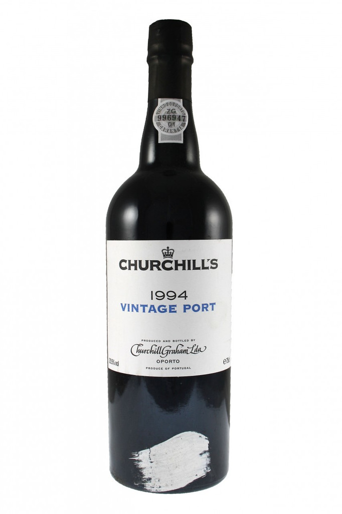 A gorgeous, voluptuous young Port, best Churchill ever. Intense aromas of dark chocolate and grapes. Full-bodied, with powerful, chewy tannins.