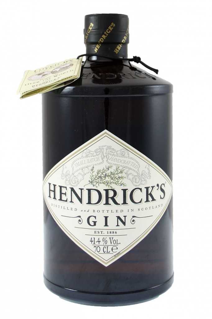 Hendricks Gin is clean & dry without being in anyway astringent. The complexity of the nose comes through in the taste, citrus and juniper with a subtle, lingering finish of cool, refreshing cucumber and rose.