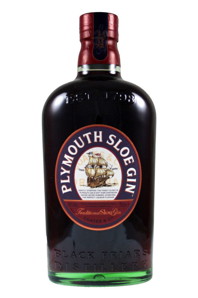 Plymouth Sloe Gin is a blend of the Original Plymouth Gin steeped in Sloe berries for a distinctive warming flavour. The sloe's for this Liqueur grow on wild on Dartmoor. Traditinaly drunk as a warming drink in winter , Sloe Gin is also excellent in cocktails, with Champagne or Neat over ice.