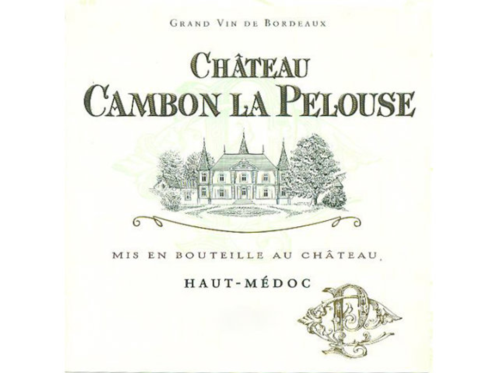 Chateau Cambon La Pelouse 2017