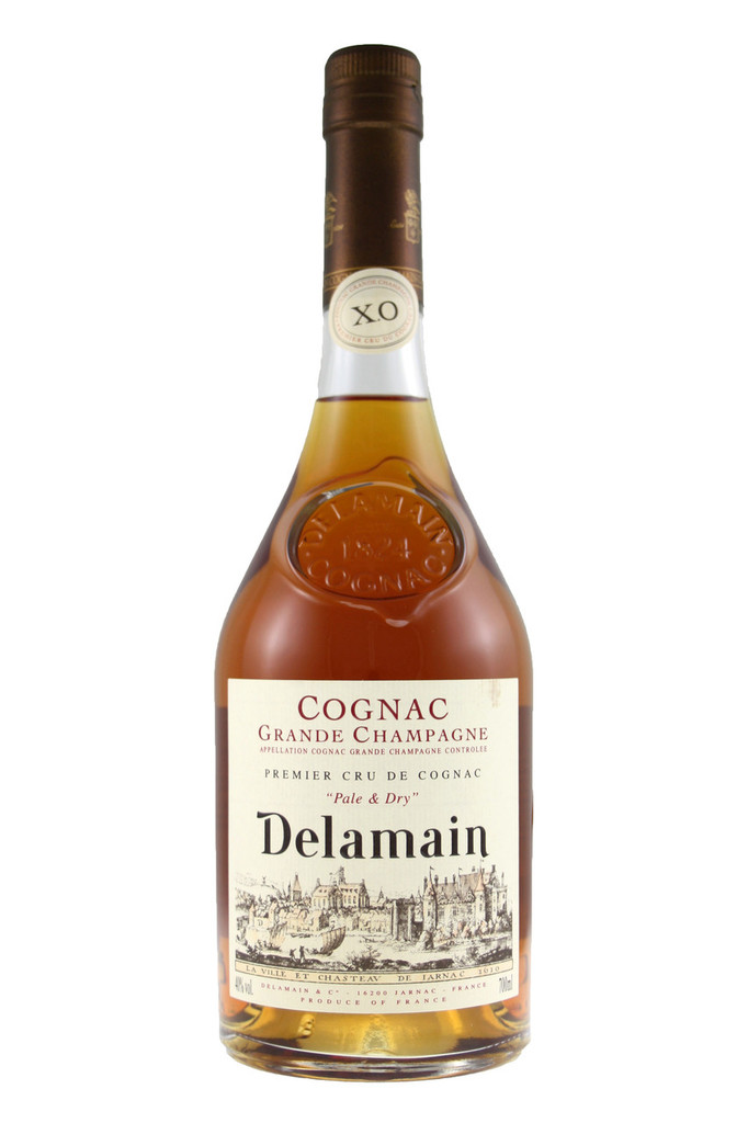 This is a beautiful old Cognac made using the best eau-de-vie from the Grande Champagne region - powerful, mellow and subtle, all at the same time.