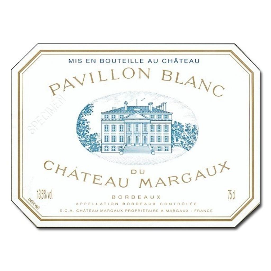 Chateau Margaux Pavillon Blanc 2017