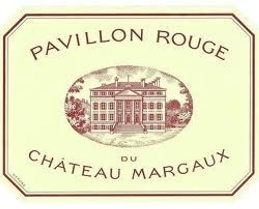 Chateau Margaux Pavillon Rouge 2017