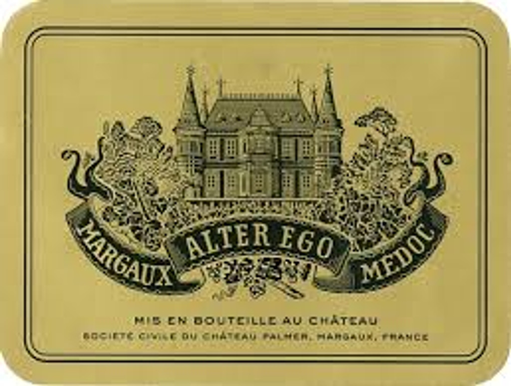 Chateau Palmer Alter Ego de Palmer 2017