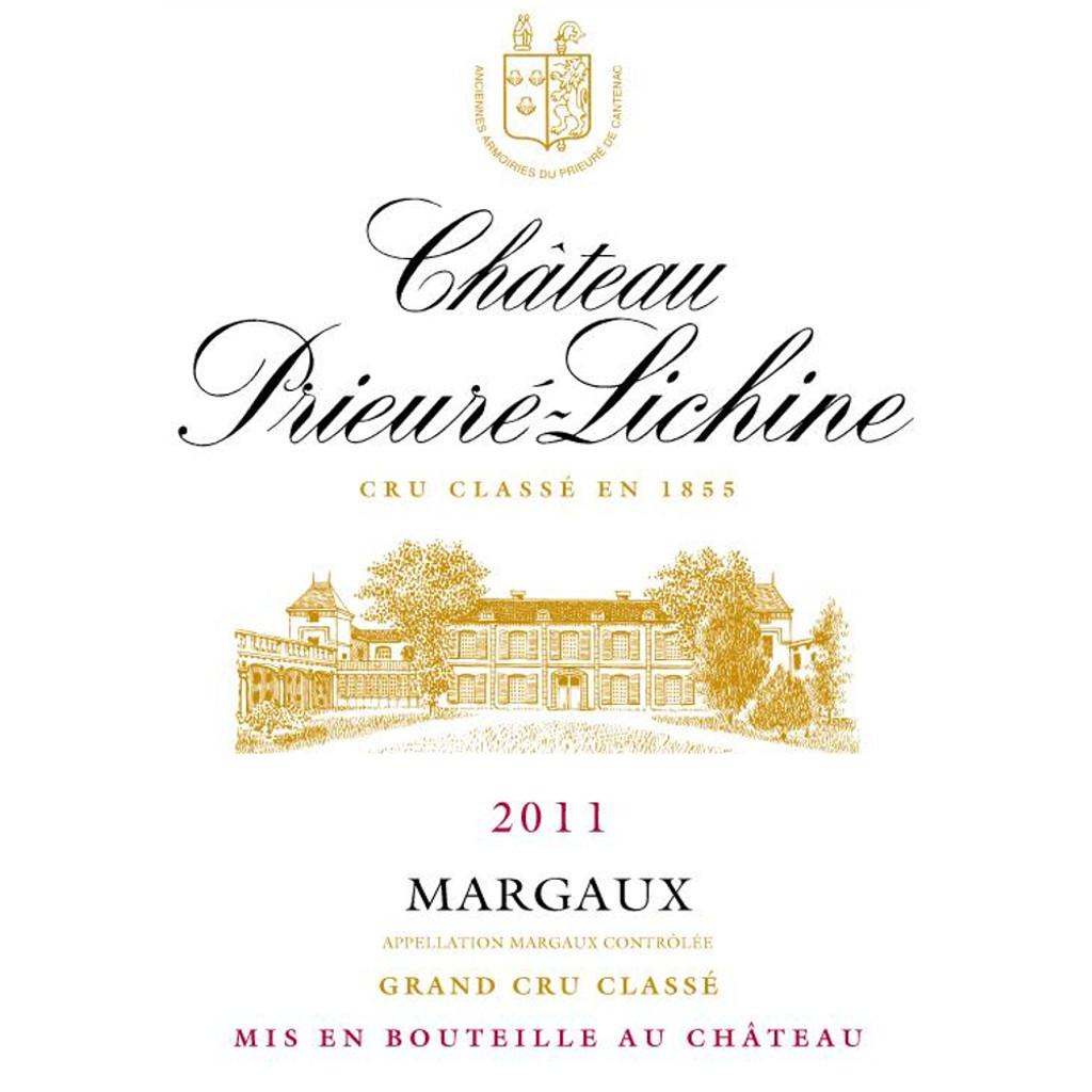Chateau Prieure Lichine 2017