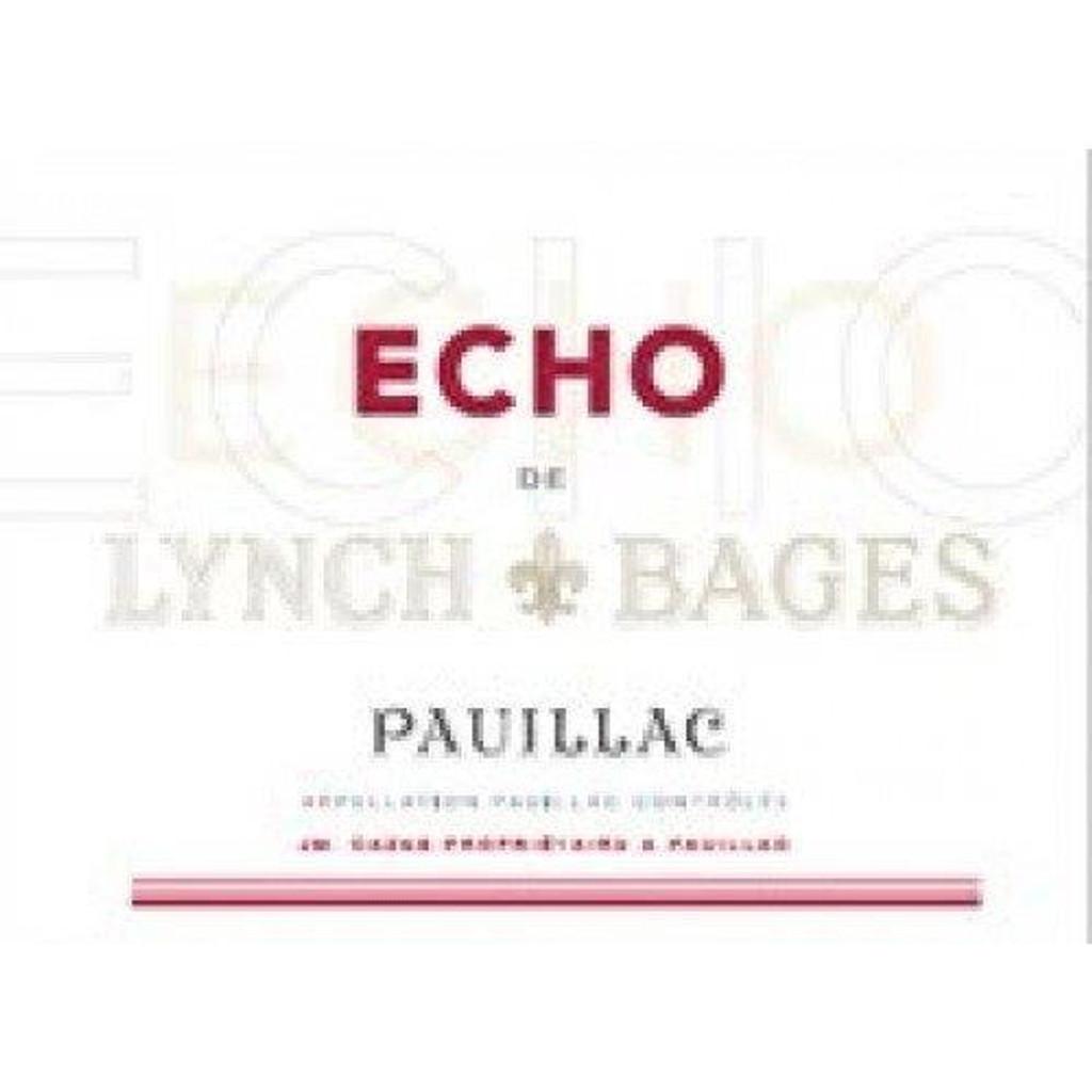 Chateau Lynch Bages Echo de Lynch Bages 2017