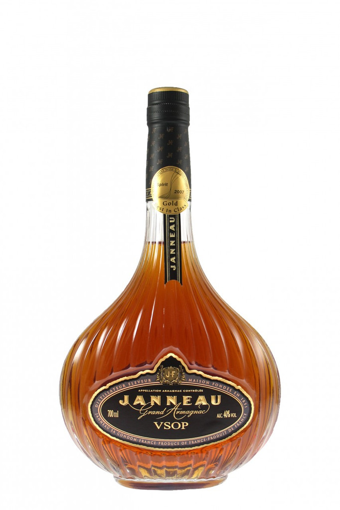 Maison Janneau is one of the oldest of the great Armagnac houses.  Founded by Pierre Etienne Janneau, in the far off days of 1851 at Condom in Armagnac, four generations of the Janneau family have followed, passing down the secret of Grand Armagnac from father to son.  In the early 70's Cognac Martell purchased he family property and important investments in a new distillery and aging cellars expanded the maison to the dimensions we know today.  Janneau is home to one of the most important production plant and storage facility of the Armagnac region.