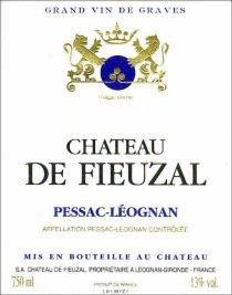 Chateau Fieuzal 2017