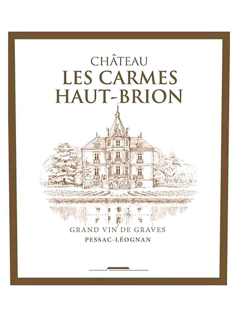 Chateau Les Carmes Haut Brion 2017