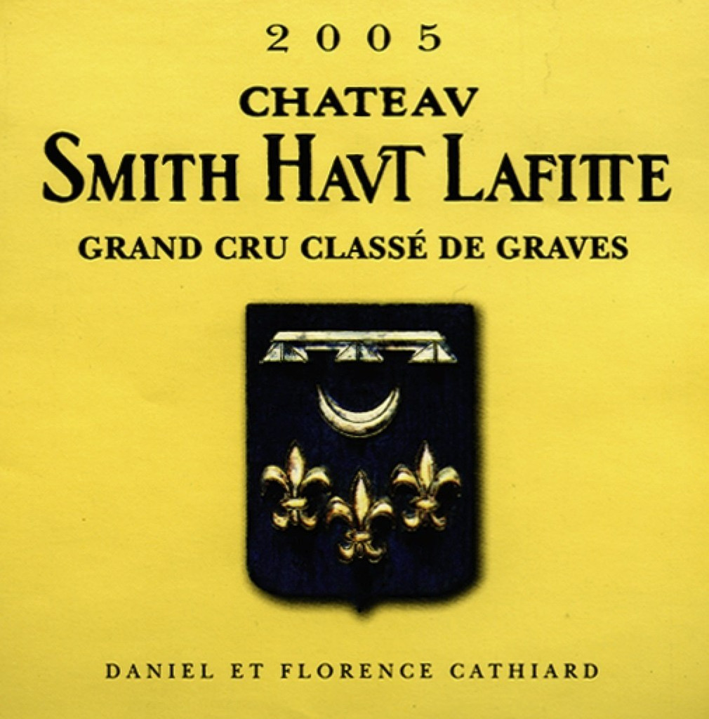 Chateau Smith Haut Lafitte 2017