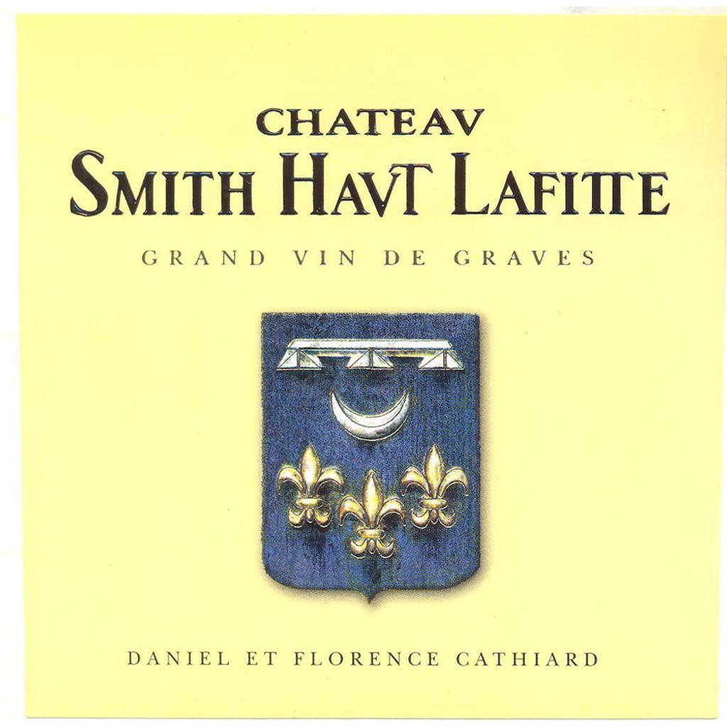 Chateau Smith Haut Lafitte Blanc 2017