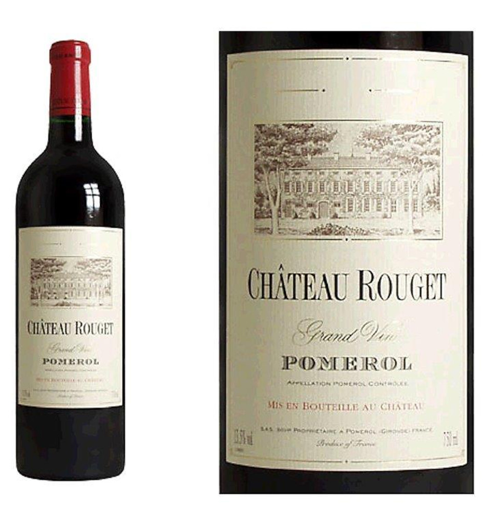 Chateau Rouget 2017