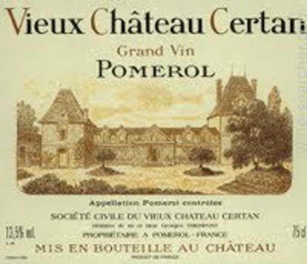 Chateau Vieux Chateau Certain 2017
