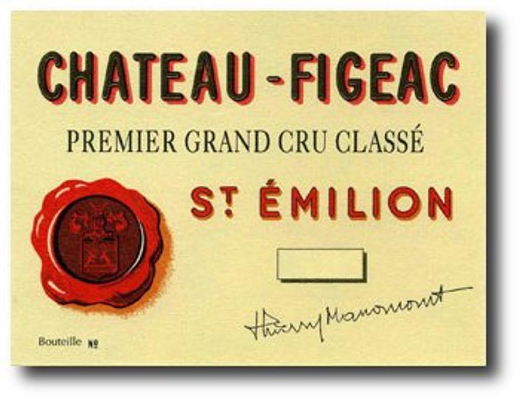 Chateau Figeac 2017