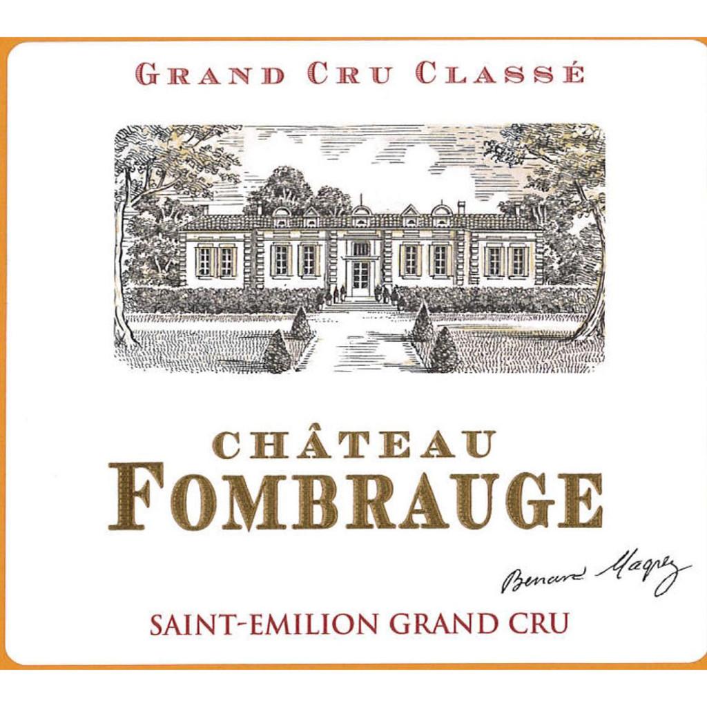 Chateau Fombrauge  2017