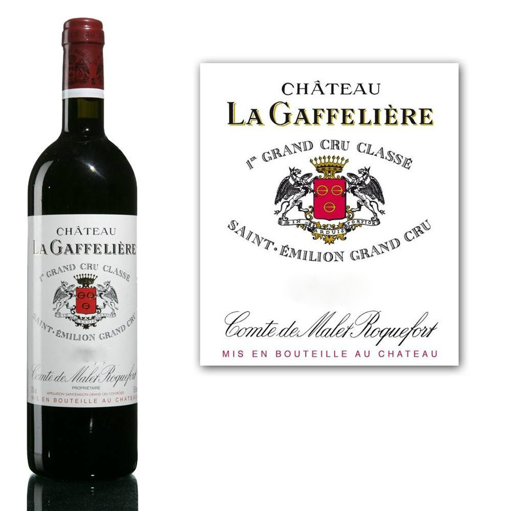 Chateau La Gaffeliere 2017