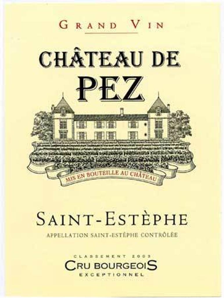 Chateau de Pez 2017