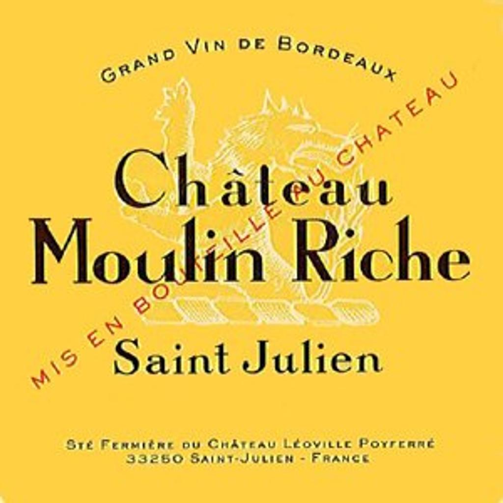 Chateau Moulin Riche 2017
