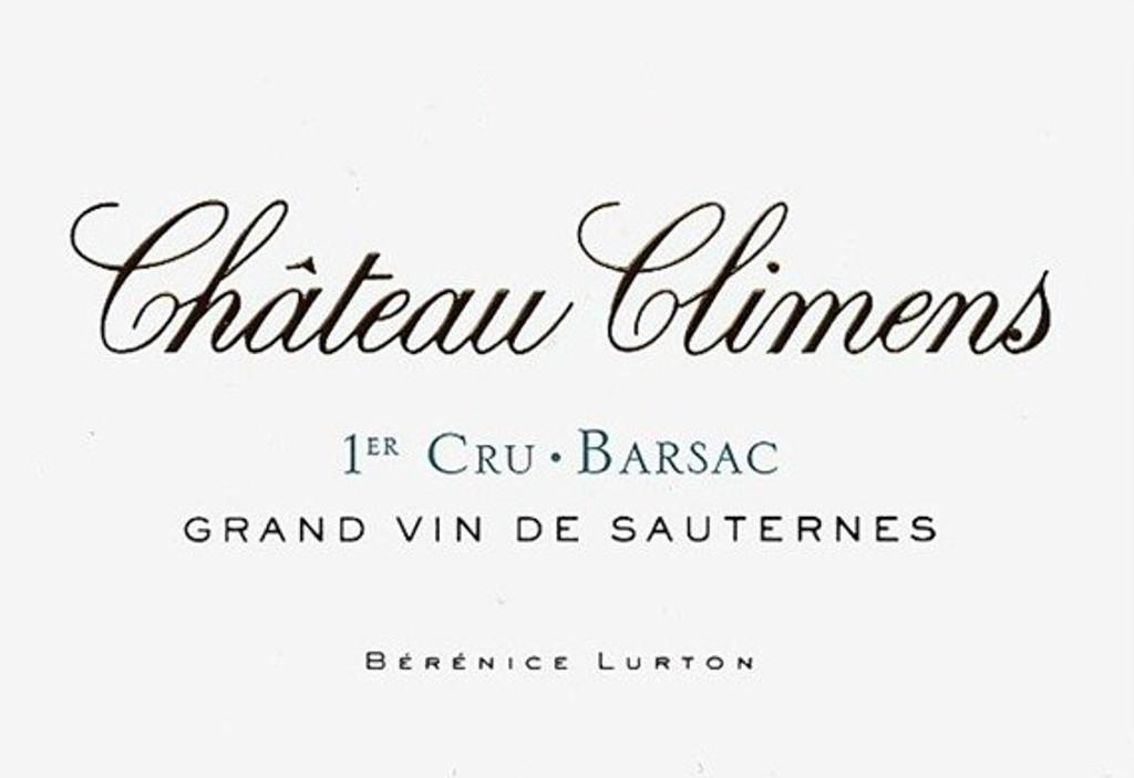 Chateau Climens 2017