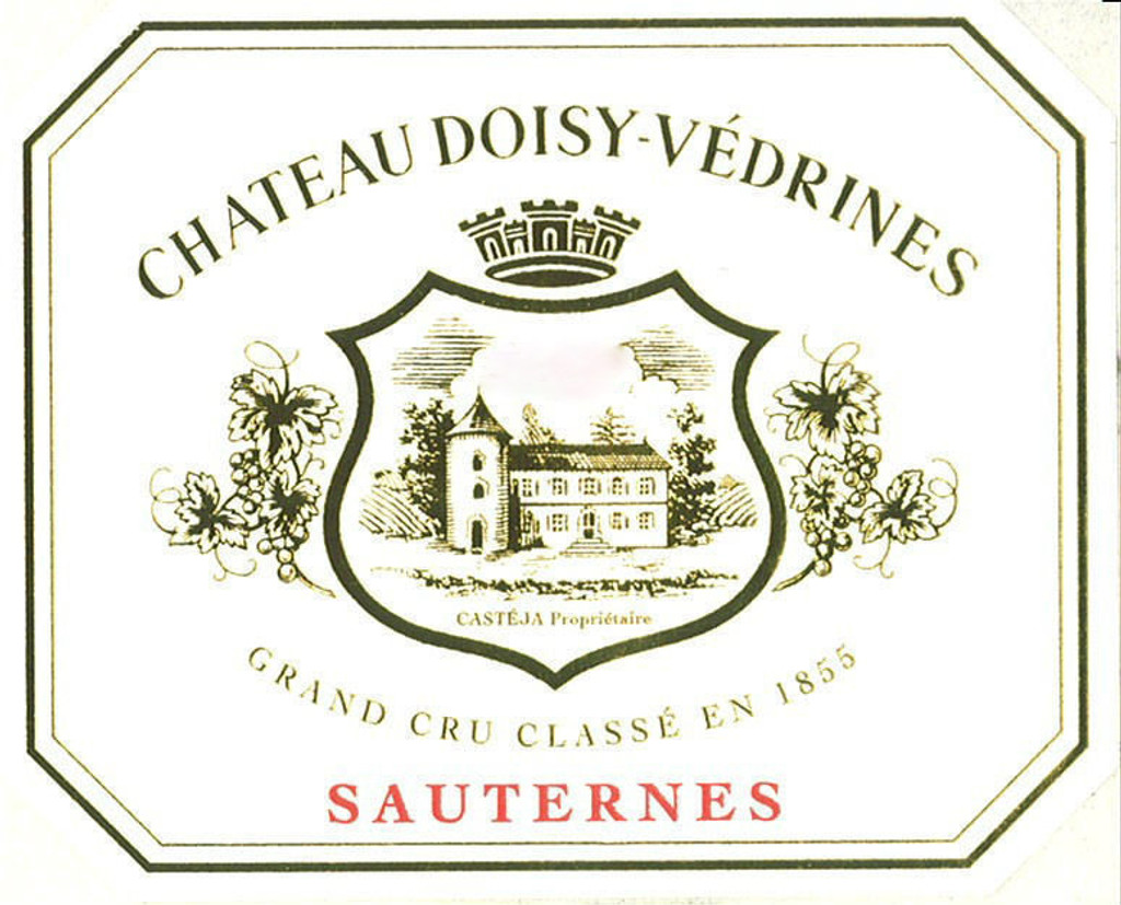 Chateau Doisy Vedrines 2017