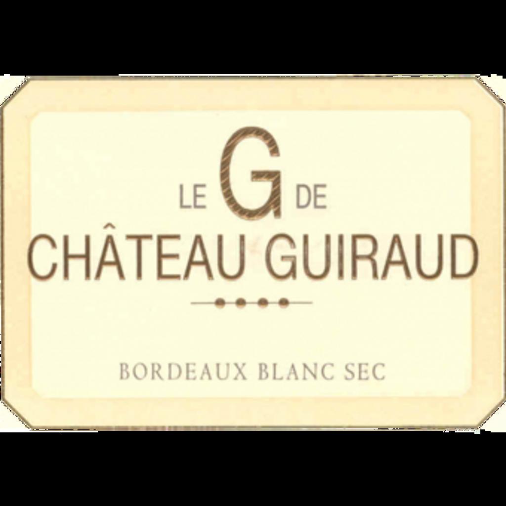 Chateau Guiraud Le G de Chateau Guiraud  2017
