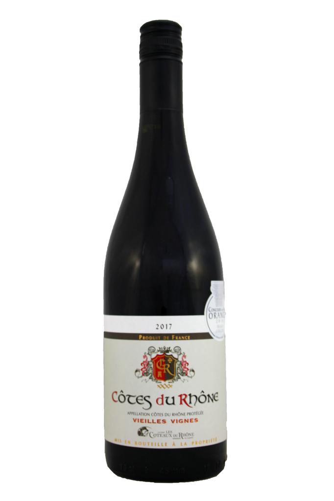 Cotes du Rhone Vielles Vignes 2017