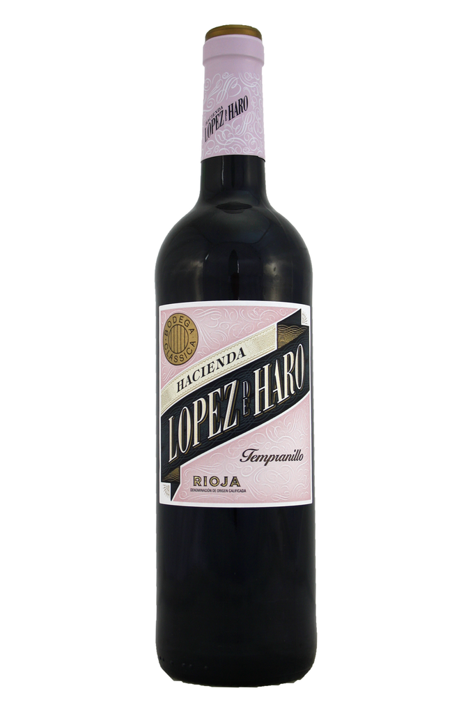 Lopez de Haro Tempranillo Rioja 2017