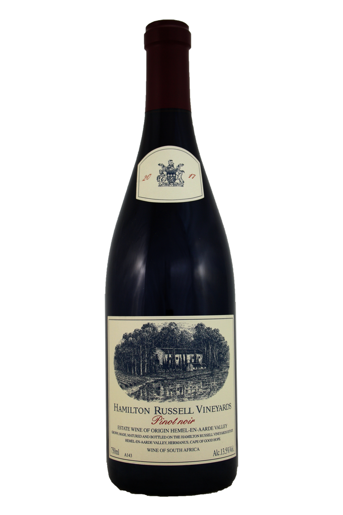 A truly outstanding medium to full bodied South African Pinot Noir, sleek and very well structured.