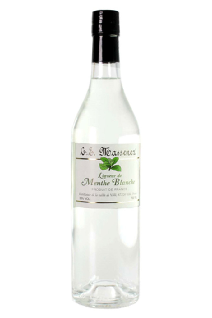 A fresh White Creme de Menthe with a subtle peppery flavour.