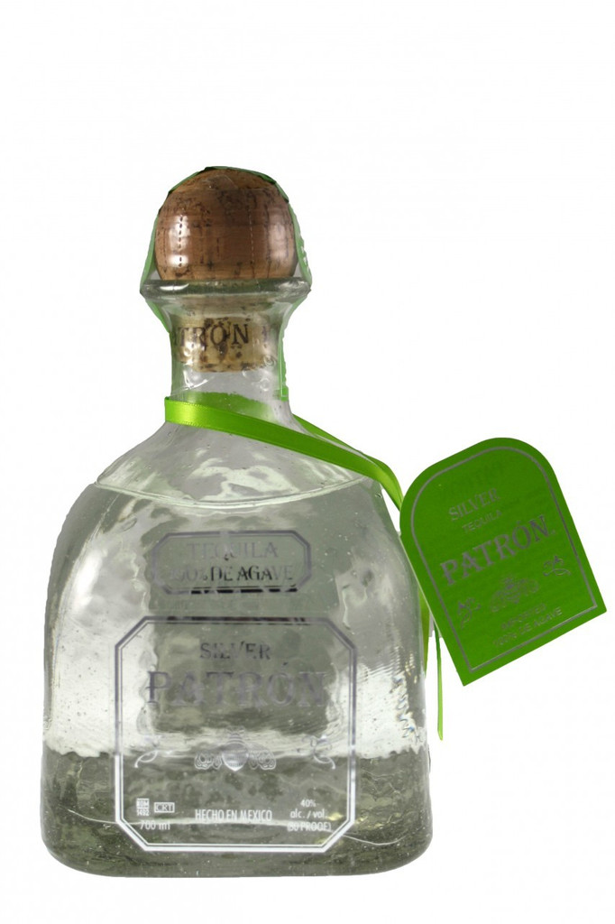 "100% Agave. After a double distillation process the tequila is fine filtered in preparation for hand filling into artisan, hand made bottles. Every bottle of Patron is truly ""one of a kind"". Has a great reputation some say serve chilled and others think this is the best base for a Margarita."