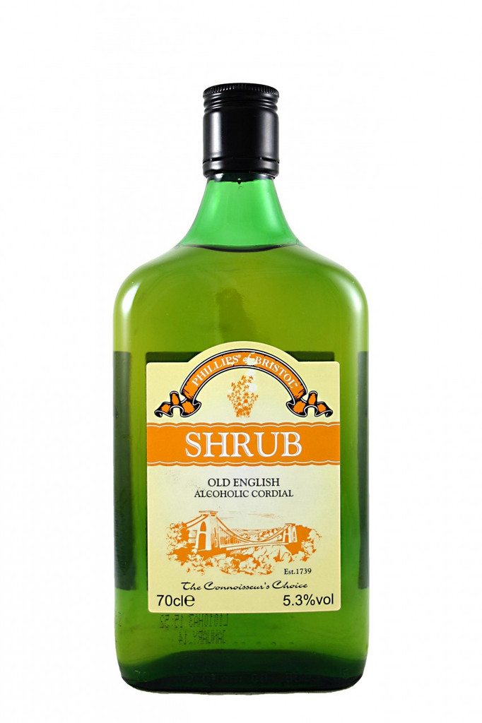Philips Shrub Alcoholic Cordial
