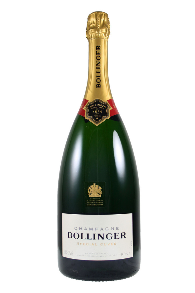 One of the finest non vintage Champagnes, round and richly flavoured, full bodied and mature.