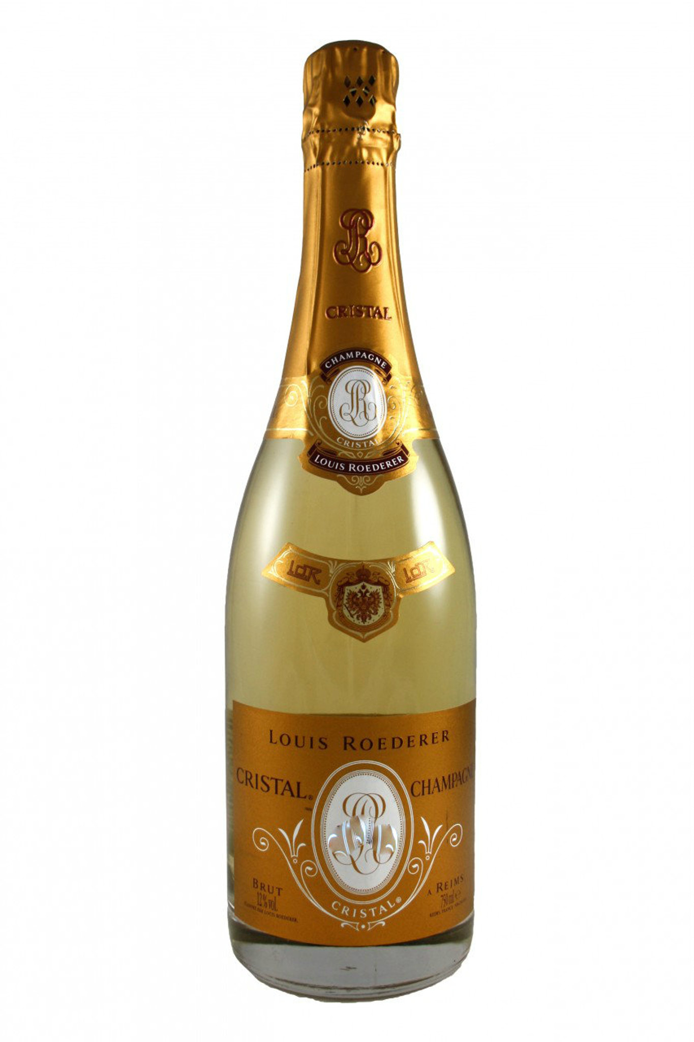louis roederer cristal 1990 louis roederer champagnes from fraziers wine merchants. Black Bedroom Furniture Sets. Home Design Ideas