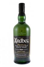 Ardbeg 10 year old. Islay Single Malt Scotch Whisky