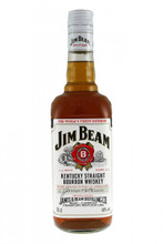 American as apple pie and a testament to quality, tradition and passion, Jim Beam® is the best-selling brand of bourbon in the world. Seven generations of craftsmanship go into every bottle, along with corn, rye, barley malt, water, time and pride.