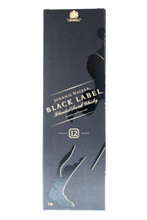 Johnnie Walker Black Label Blended Scotch Whisky Box