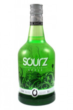 Apple Sourz, Renowned for it's 'real' taste of apples.